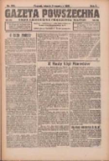 Gazeta Powszechna: organ Zjednoczenia Producentów Rolnych 1921.09.06 R.2 Nr185