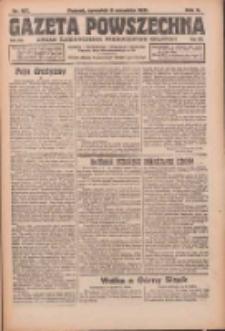 Gazeta Powszechna: organ Zjednoczenia Producentów Rolnych 1921.09.08 R.2 Nr187