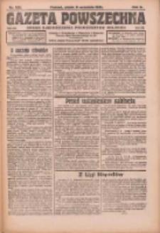 Gazeta Powszechna: organ Zjednoczenia Producentów Rolnych 1921.09.09 R.2 Nr188
