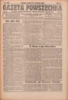 Gazeta Powszechna: organ Zjednoczenia Producentów Rolnych 1921.09.10 R.2 Nr189
