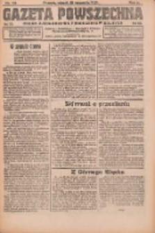 Gazeta Powszechna: organ Zjednoczenia Producentów Rolnych 1921.09.13 R.2 Nr191