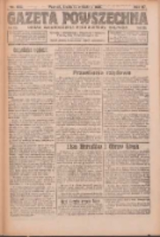 Gazeta Powszechna: organ Zjednoczenia Producentów Rolnych 1921.09.14 R.2 Nr192