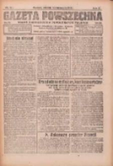 Gazeta Powszechna: organ Zjednoczenia Producentów Rolnych 1921.09.20 R.2 Nr197