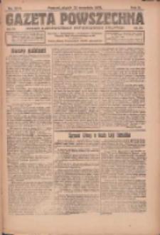 Gazeta Powszechna: organ Zjednoczenia Producentów Rolnych 1921.09.23 R.2 Nr200