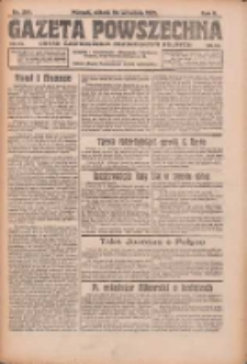 Gazeta Powszechna: organ Zjednoczenia Producentów Rolnych 1921.09.24 R.2 Nr201