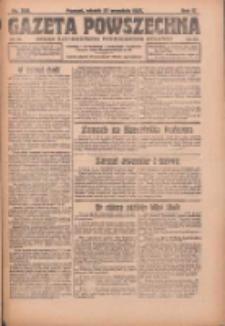 Gazeta Powszechna: organ Zjednoczenia Producentów Rolnych 1921.09.27 R.2 Nr203