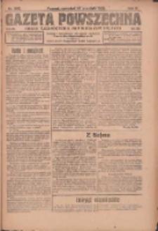 Gazeta Powszechna: organ Zjednoczenia Producentów Rolnych 1921.09.29 R.2 Nr205