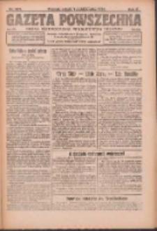Gazeta Powszechna: organ Zjednoczenia Producentów Rolnych 1921.10.01 R.2 Nr207
