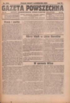 Gazeta Powszechna: organ Zjednoczenia Producentów Rolnych 1921.10.04 R.2 Nr209