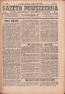 Gazeta Powszechna: organ Zjednoczenia Producentów Rolnych 1921.10.08 R.2 Nr213