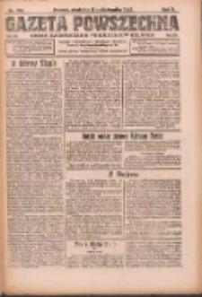 Gazeta Powszechna: organ Zjednoczenia Producentów Rolnych 1921.10.09 R.2 Nr214