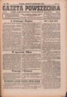 Gazeta Powszechna: organ Zjednoczenia Producentów Rolnych 1921.10.11 R.2 Nr215