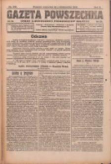 Gazeta Powszechna: organ Zjednoczenia Producentów Rolnych 1921.10.13 R.2 Nr217