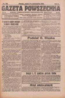 Gazeta Powszechna: organ Zjednoczenia Producentów Rolnych 1921.10.14 R.2 Nr218