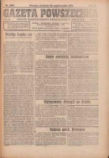 Gazeta Powszechna: organ Zjednoczenia Producentów Rolnych 1921.10.16 R.2 Nr220