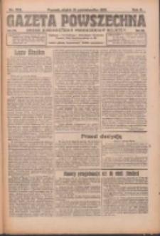 Gazeta Powszechna: organ Zjednoczenia Producentów Rolnych 1921.10.21 R.2 Nr224
