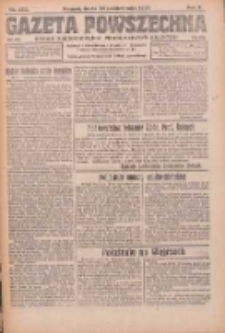 Gazeta Powszechna: organ Zjednoczenia Producentów Rolnych 1921.10.26 R.2 Nr228