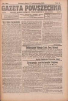 Gazeta Powszechna: organ Zjednoczenia Producentów Rolnych 1921.10.28 R.2 Nr230
