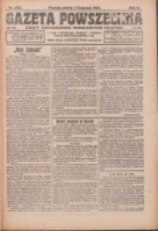 Gazeta Powszechna: organ Zjednoczenia Producentów Rolnych 1921.11.04 R.2 Nr235