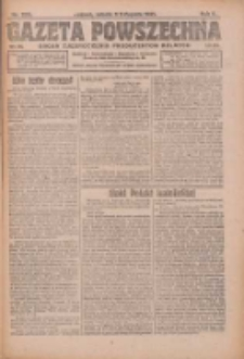 Gazeta Powszechna: organ Zjednoczenia Producentów Rolnych 1921.11.05 R.2 Nr236