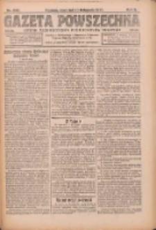 Gazeta Powszechna: organ Zjednoczenia Producentów Rolnych 1921.11.10 R.2 Nr240