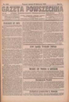 Gazeta Powszechna: organ Zjednoczenia Producentów Rolnych 1921.11.12 R.2 Nr242