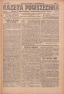 Gazeta Powszechna: organ Zjednoczenia Producentów Rolnych 1921.11.13 R.2 Nr243
