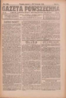 Gazeta Powszechna: organ Zjednoczenia Producentów Rolnych 1921.11.20 R.2 Nr249