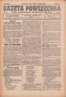 Gazeta Powszechna: organ Zjednoczenia Producentów Rolnych 1921.11.29 R.2 Nr256