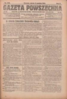 Gazeta Powszechna: organ Zjednoczenia Producentów Rolnych 1921.12.03 R.2 Nr260