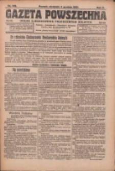 Gazeta Powszechna: organ Zjednoczenia Producentów Rolnych 1921.12.04 R.2 Nr261