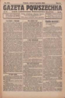 Gazeta Powszechna: organ Zjednoczenia Producentów Rolnych 1921.12.06 R.2 Nr262