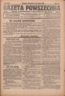 Gazeta Powszechna: organ Zjednoczenia Producentów Rolnych 1921.12.08 R.2 Nr264