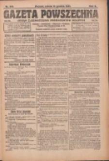 Gazeta Powszechna: organ Zjednoczenia Producentów Rolnych 1921.12.17 R.2 Nr271