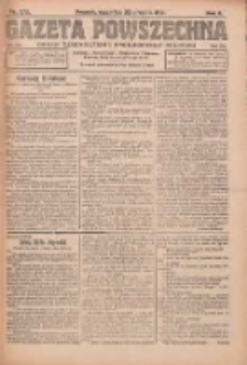 Gazeta Powszechna: organ Zjednoczenia Producentów Rolnych 1921.12.22 R.2 Nr275