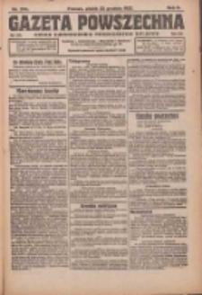 Gazeta Powszechna: organ Zjednoczenia Producentów Rolnych 1921.12.23 R.2 Nr276