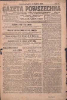 Gazeta Powszechna: organ Zjednoczenia Producentów Rolnych 1923.01.04 R.2 Nr2