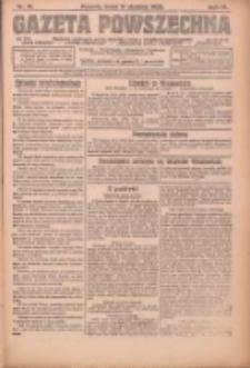 Gazeta Powszechna: organ Zjednoczenia Producentów Rolnych 1923.01.17 R.4 Nr12