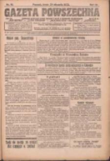 Gazeta Powszechna: organ Zjednoczenia Producentów Rolnych 1923.01.24 R.4 Nr18