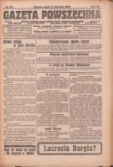 Gazeta Powszechna: organ Zjednoczenia Producentów Rolnych 1923.01.31 R.4 Nr24