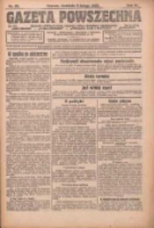 Gazeta Powszechna: organ Zjednoczenia Producentów Rolnych 1923.02.11 R.4 Nr33