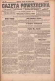 Gazeta Powszechna: organ Zjednoczenia Producentów Rolnych 1923.02.13 R.4 Nr34