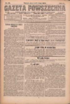 Gazeta Powszechna: organ Zjednoczenia Producentów Rolnych 1923.02.17 R.4 Nr38