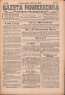 Gazeta Powszechna: organ Zjednoczenia Producentów Rolnych 1923.02.18 R.4 Nr39