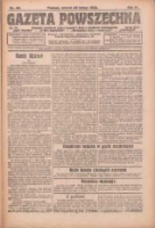 Gazeta Powszechna: organ Zjednoczenia Producentów Rolnych 1923.02.20 R.4 Nr40