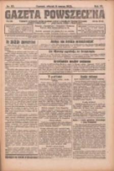 Gazeta Powszechna: organ Zjednoczenia Producentów Rolnych 1923.03.06 R.4 Nr52