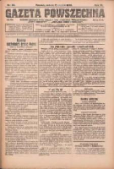 Gazeta Powszechna: organ Zjednoczenia Producentów Rolnych 1923.03.17 R.4 Nr62