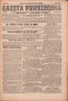 Gazeta Powszechna: organ Zjednoczenia Producentów Rolnych 1923.03.27 R.4 Nr70