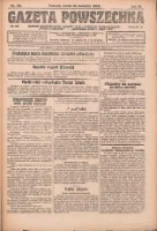 Gazeta Powszechna: organ Zjednoczenia Producentów Rolnych 1923.04.18 R.4 Nr88