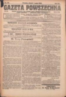 Gazeta Powszechna: organ Zjednoczenia Producentów Rolnych 1923.05.01 R.4 Nr99